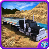 越野海洋动物卡车运输和驾驶模拟