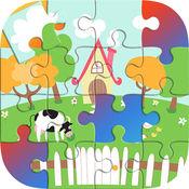 动物农场拼图 1