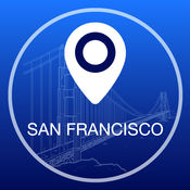 旧金山离线地图+城市指南导航,旅游和运输