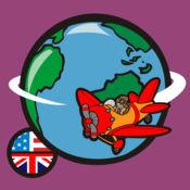 了解基本的英语单词与PlayWord为孩子们! 2