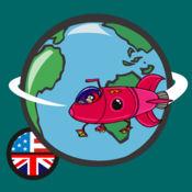 学习基本的英语单词与PlayWord免费的iPhone!