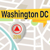 Washington DC 离线地图导航和指南 1