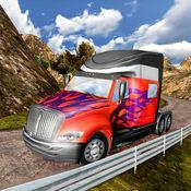 越野 卡车 模拟器 : 污垢 跟踪 赛车 ZD