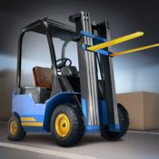 石油钻机模拟器3D - 叉车驾驶挑战
