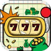 老虎机 - Doodle Slots Machine