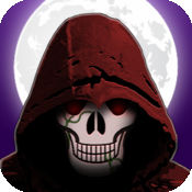 Doom 忍者 免费: 骨架 忍者 跳 在 暗 房子