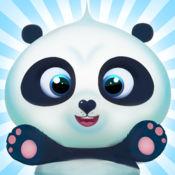 Pu - 宝宝可爱小的熊猫熊寵愛, 虚拟宠物游戏