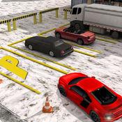 校车驾驶真正的停车位模拟器赛车运动卡