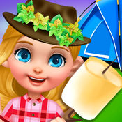 夏令营大冒险 - 儿童户外益智趣味游戏