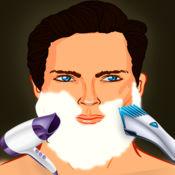 醉酒剃须理发美发沙龙:大胡子切割拆除危险的改造 - 免费版