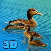 鸭模拟器3D:鸟生活 1