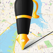Drawing Maps Pro - 在地图上绘制 1