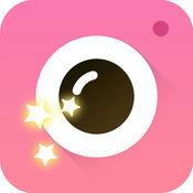 萌萌哒贴纸相机 - 卡通贴纸美图软件