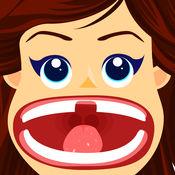 学校的老师牙科诊所亲 - 虚拟孩子的游戏牙医