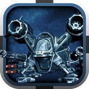 科幻 塔 防御:外星人 战争 游戏