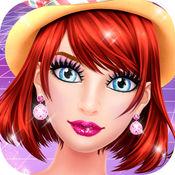 时尚女孩温泉沙龙 - 美甲艺术化妆游戏