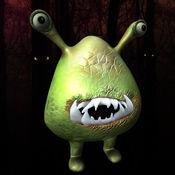 饥饿的怪兽进化亚军 - 4399小游戏下载主题qq大厅捕鱼达人