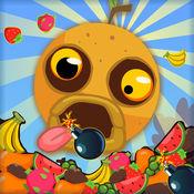 贪吃的橙子-物理游戏