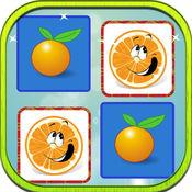 水果记忆游戏的孩子和成人 1.0.2