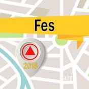 Fes 离线地图导航和指南1