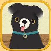 儿童宠物游戏: 可爱的猫,狗,和有趣的动物拼图 - 对于教育