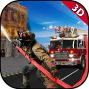 消防员卡车模拟2...