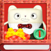 pilo1-我是枕头妖精琵珯-动画书-儿童教育(英文,韓文)