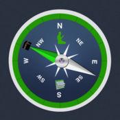 Qibla指南针与祷告时报