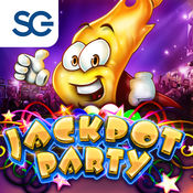 Jackpot Party HD 老虎機遊戲