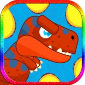 恐 龙 恐龙 猎人冒 险 在 石 器 时 代 中