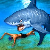 猎人鲨鱼攻击模拟器:致命的冒险