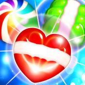 糖果高炉疯狂的比赛 - 3水果交换益智游戏