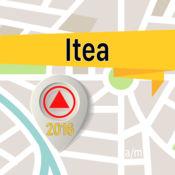Itea 离线地图导航和指南 1