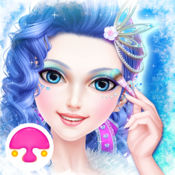 冰雪公主冬季时尚脸部美妆沙龙(女孩化妆、打扮游戏) 1.0.1