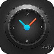桌面时钟专业版 - 全屏显示,简约多功能电子时钟