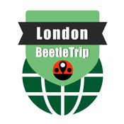 伦敦旅游指南地铁甲虫英国离线地图 London travel guide and offline city map, BeetleTrip London tube metro train trip advisor