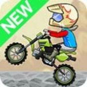 极限摩托越野障碍赛 -  特技自行车竞速单机游戏