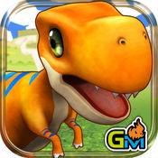 恐龙跑Online: 石器时代赛跑