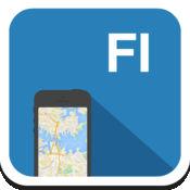芬兰赫尔辛基 离线地图,指南,天气,酒店。免费导航。GPS