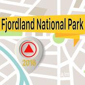Fjordland National Park 离线地图导航和指南1