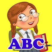First A B C : abc字母拼音游戏
