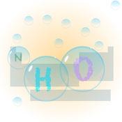 捅破泡泡学习化学元素周期表(中英文,免费)