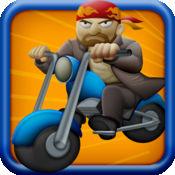 僵尸摩托车鲁莽逃生:你能否生存的大佬自行车比赛公路暴动 - 免费的挑战!