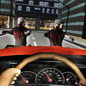 僵尸路队:汽车战争3D