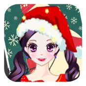 圣诞沙龙-美少女...
