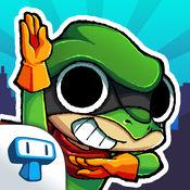 Change Man - 用伪装的权力超级英雄