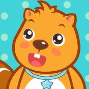 宝宝学习英文字母-高清儿歌-熊猫博士魔力小孩爱宝贝