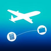 飛行距離計算器持續時間估計