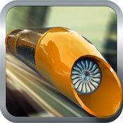 Hyperloop Train Pod Sim 超迴路列車運輸一條龍:空格前的子彈頭列車