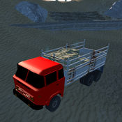 卡车爬小山发送箱速度
